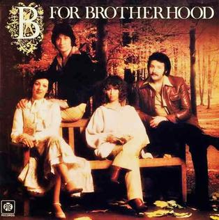 Brotherhood of Man B for Brotherhood Collection Only Preowned