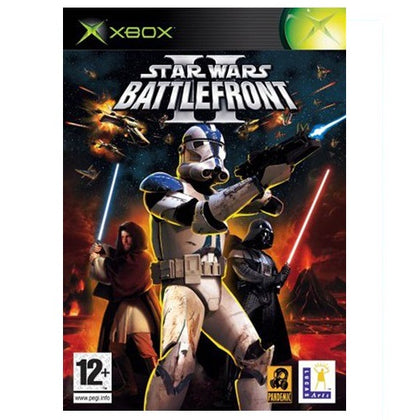 Xbox - Star Wars Battlefront II (12+) Preowned