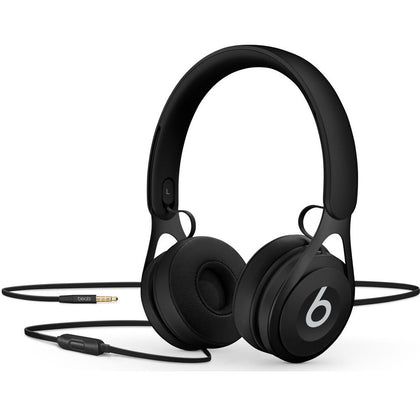 Beats Ep Wired On-Ear Headphones Black Preowned