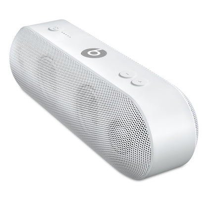 Beats Pill + White Bluetooth Speaker Preowned