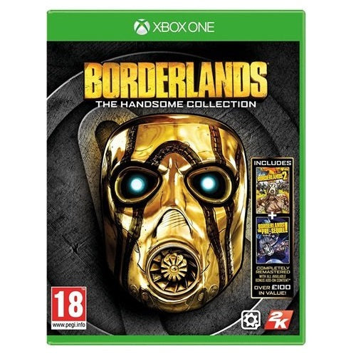 Xbox One - Borderlands The handsome Collection (18) Preowned