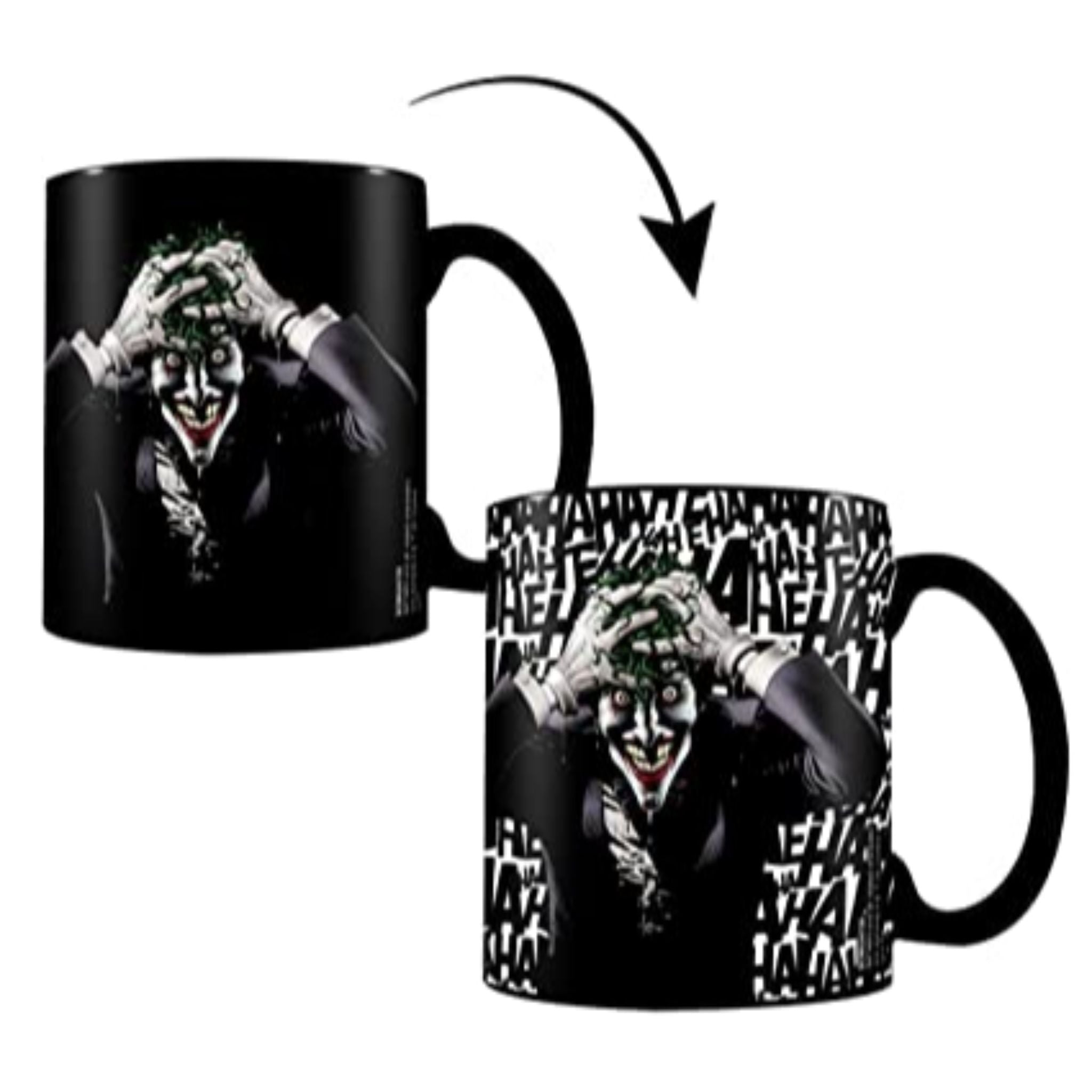 DC COMICS (KILLING JOKE) HEAT CHANGE MUG