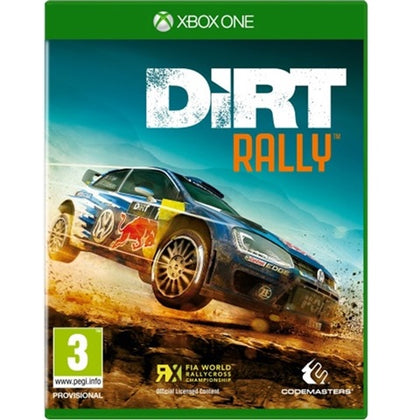Xbox One - Dirt Rally (3) Preowned