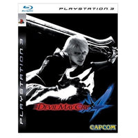 PS3 - Devil May Cry 4 - Limited Edition (16+) Preowned