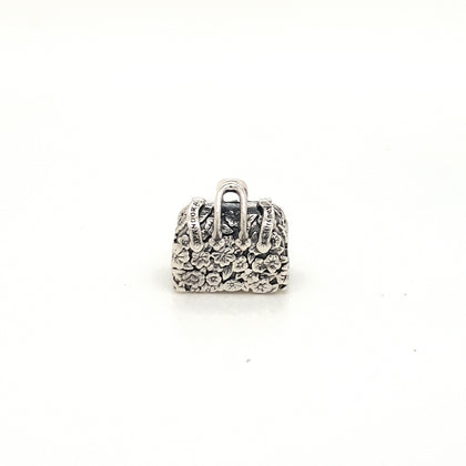 925 Silver Pandora Disney Mary Poppins Bag Charm Approx 5.7g