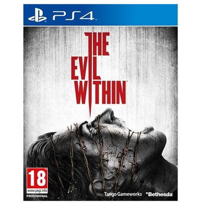 PS4 - The Evil Within (18) Preowned
