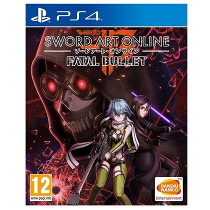 PS4 - Sword Art Online: Fatal Bullet (12) Preowned