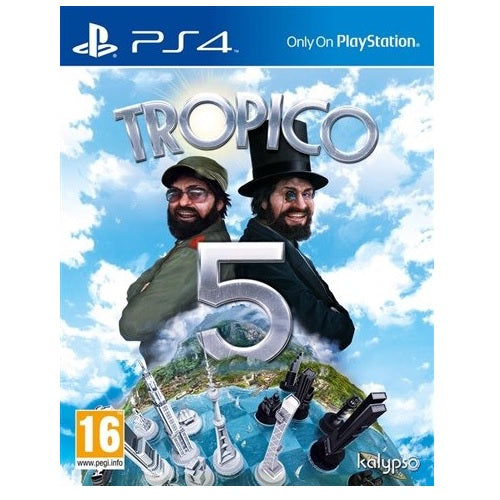 PS4 - Tropico 5 - (16) Preowned