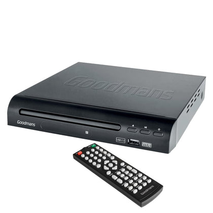 Goodmans Compact DVD Player Preowned