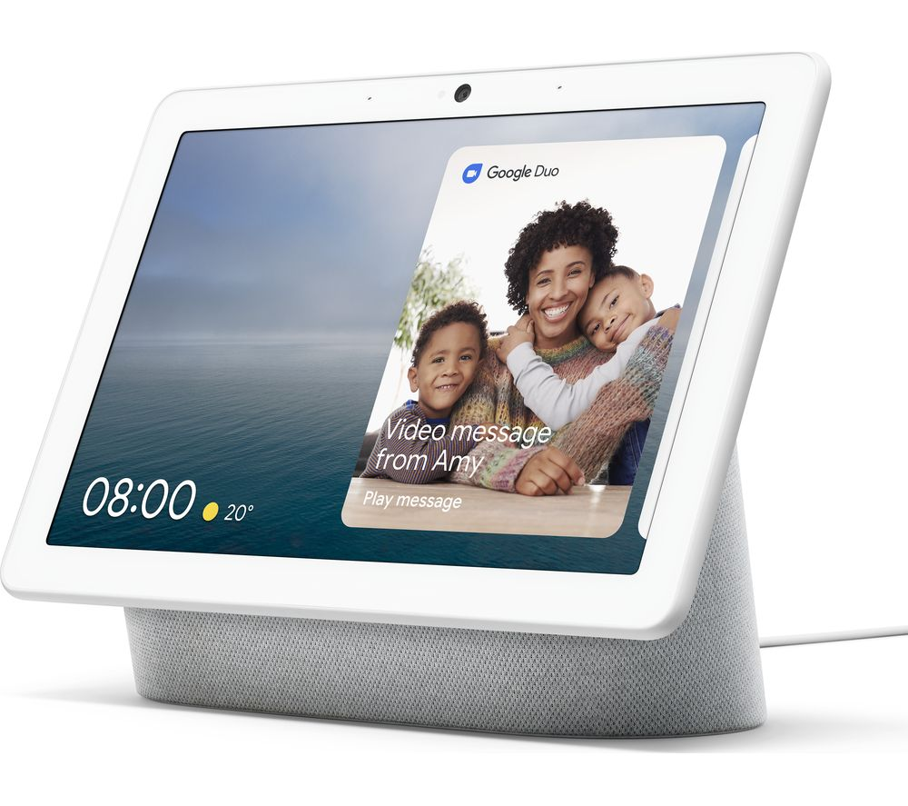 Google Nest Hub Max White Preowned Collection Only