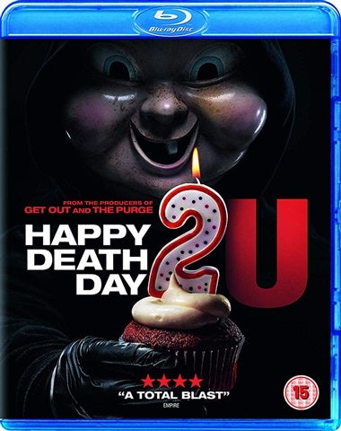 Blu-Ray - Happy Death Day 2 U (15) Preowned