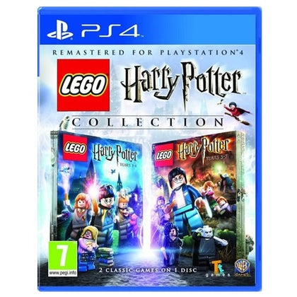 PS4 - Lego Harry Potter Collection (7) Preowned