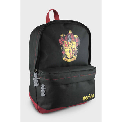 Harry Potter Backpack Gryffindor Black Burgundy Collection Only
