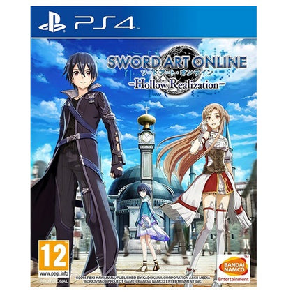 PS4 - Sword Art Online: Hollow Realization (12) Preowned
