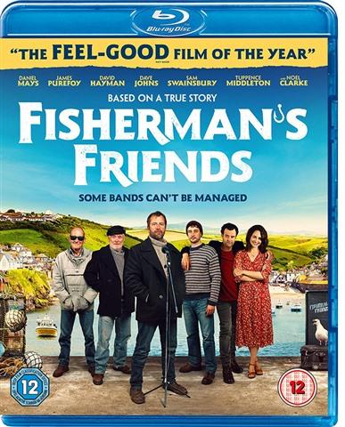 Blu-Ray - Fisherman's Friends (12) Preowned