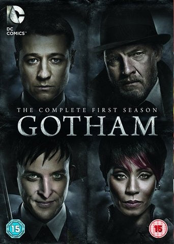 DVD Boxset - Gotham The Complete First Season (15) Preowned