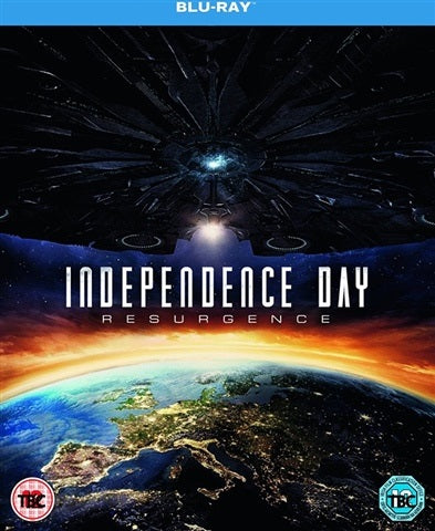 Blu-Ray - Independence Day Resurgence (12) Preowned