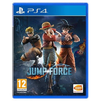PS4 - Jump Force (12) Preowned