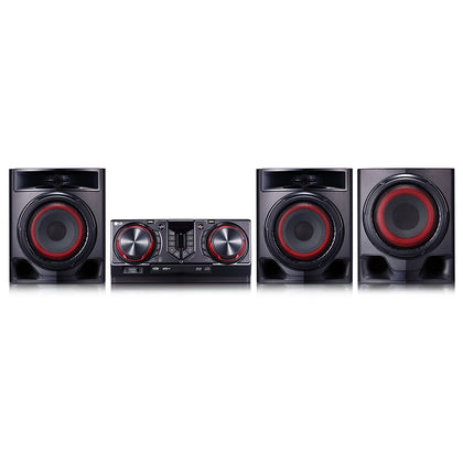 LG XBOOM CJ45 720W Hi Fi System Black Preowned Collection Only