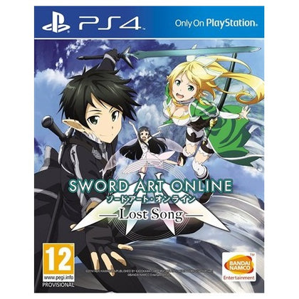 PS4 - Sword Art Online - Lost Song (12) Preowned