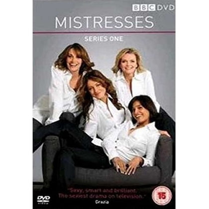 DVD Boxset - Mistresses Series One (15) Preowned