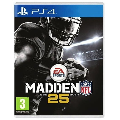 PS4 - Madden NFL 25 (3) Preowned