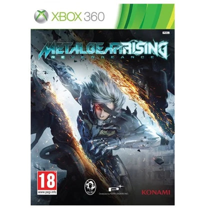 Metal Gear Rising: Revengeance (18) Preowned
