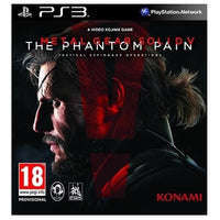 PS3 - Metal Gear Solid V: The Phantom Pain (18) Preowned