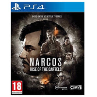 PS4 - Narcos: Rise of the Cartels (18) Preowned
