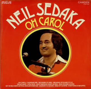 Neil Sedaka Oh Carol Collection Only Preowned