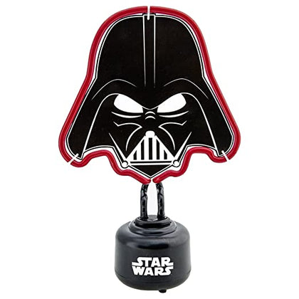 STAR WARS NEON LIGHT DARTH VADER