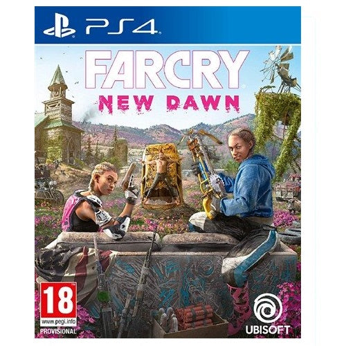 PS4 - Far Cry New Dawn (18) Preowned