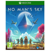 Xbox One - No Man's Sky (7) Preowned