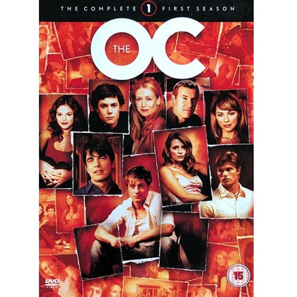 DVD Boxset - The OC The Complete First Season (15) Preowned