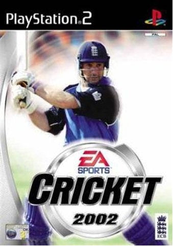 PS2 Cricket 2002 (3+) Preowned