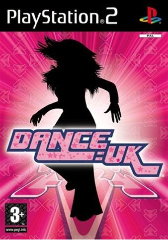 PS2 Dance UK (3+) Preowned