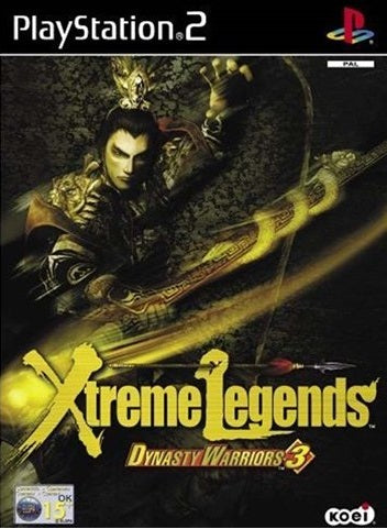 PS2 - Dynasty Warriors 3 Xtreme Legends (15+) Preowned