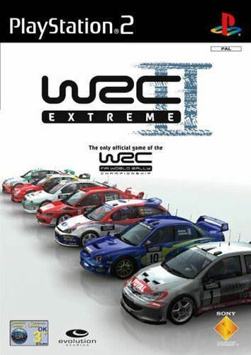PS2 WRC 2 Extreme (3+) Preowned