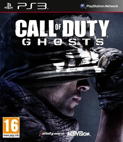 PS3 - Call Of Duty Ghosts (16) Preowned