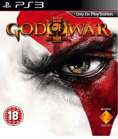 PS3 - God Of War 3 (18) Preowned