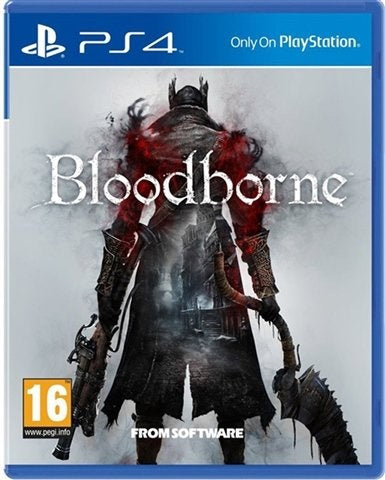 PS4 - Bloodborne (18) Preowned