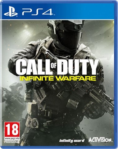 PS4 - Call Of Duty Infinite Warfare (No DLC) (18) Preowned