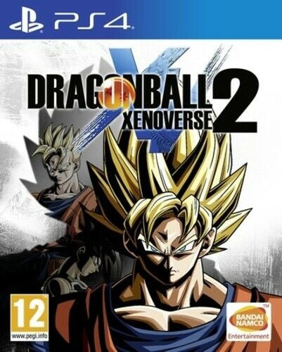 PS4 - Dragonball Xenoverse 2 (12) Preowned