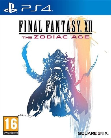PS4 - Final Fantasy XII The Zodiac Age (16) Preowned