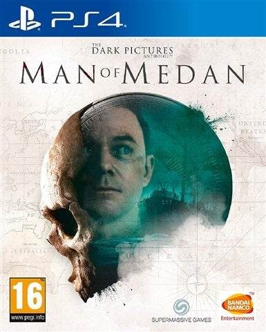 PS4 - Man Of Medan (16) Preowned