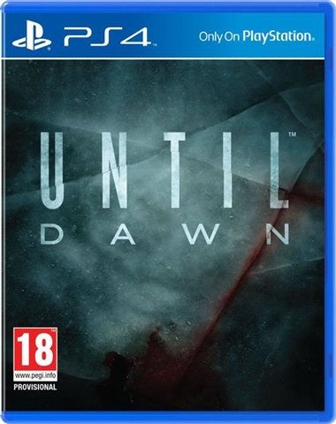 PS4 - Until Dawn (18) Preowned