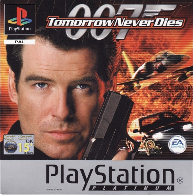 PS - Tomorrow Never Dies (15+) Preowned