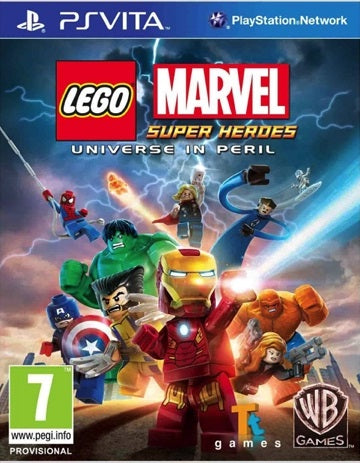 PS - Vita Lego Super Heroes (7) Preowned