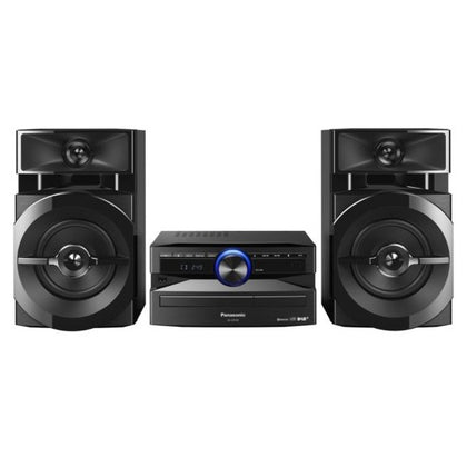 Panasonic SA-UX100 Mini Hifi System Black Preowned Collection Only