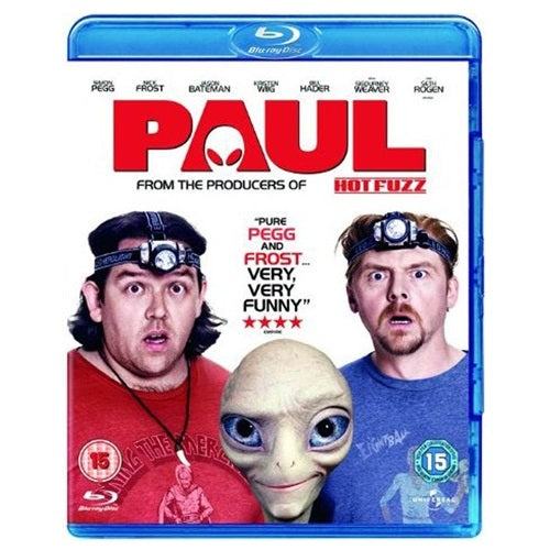Blu-Ray - Paul (15) Preowned